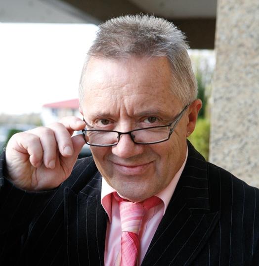 Jerzy Maslanky - dietetyk, propagator medycyny ekologicznej