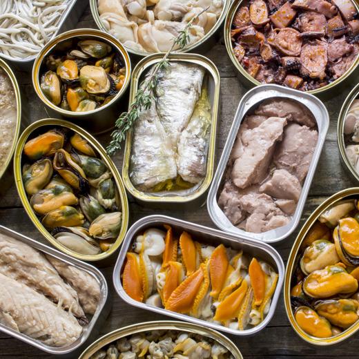 Składniki mineralne w przetworzonej żywności pochodzenia morskiego